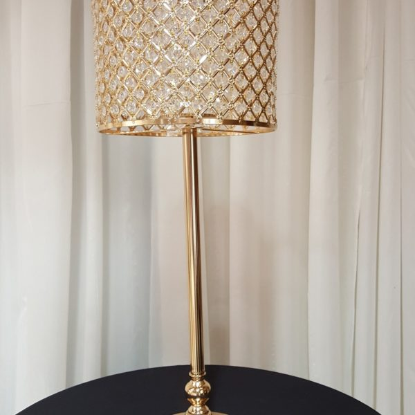 Gold_Bling_Lampshade_and_stand