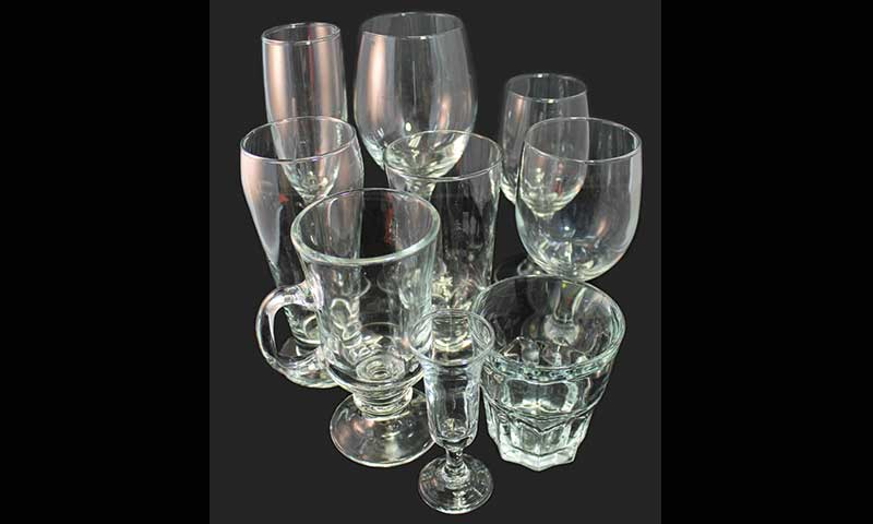 Glassware Category